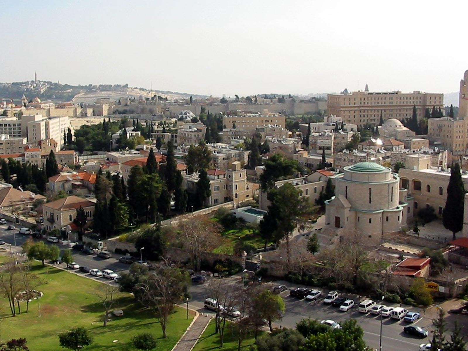 Jerusalem_Overview