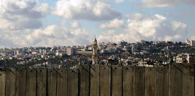 Bethlehem -Wall